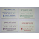 Spreader Cards