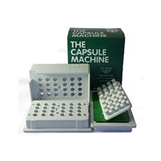 pill capsules machine